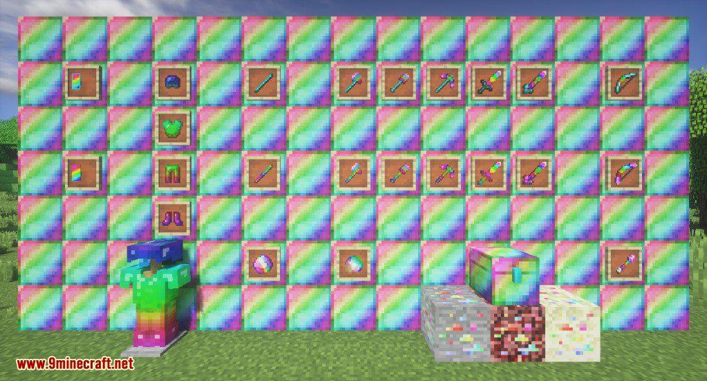 Spectrite Mod Screenshots 1