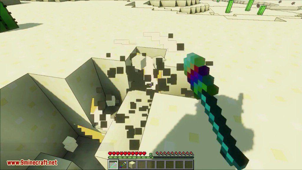 Spectrite Mod Screenshots 15