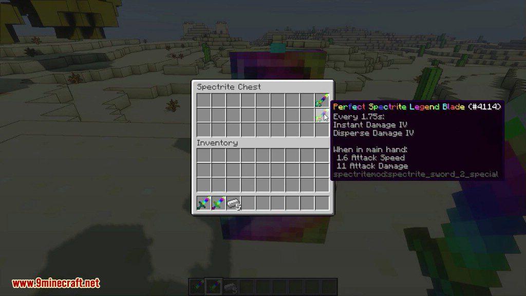 Spectrite Mod Screenshots 18