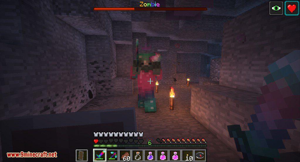 Spectrite Mod Screenshots 6