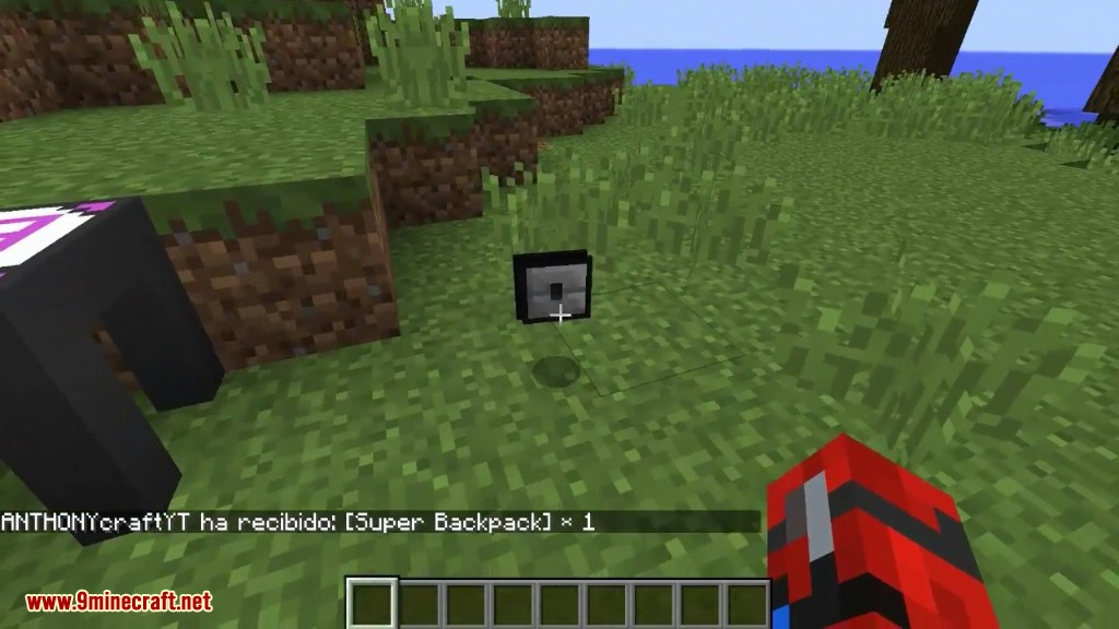 Super Backpack Mod Screenshots 1