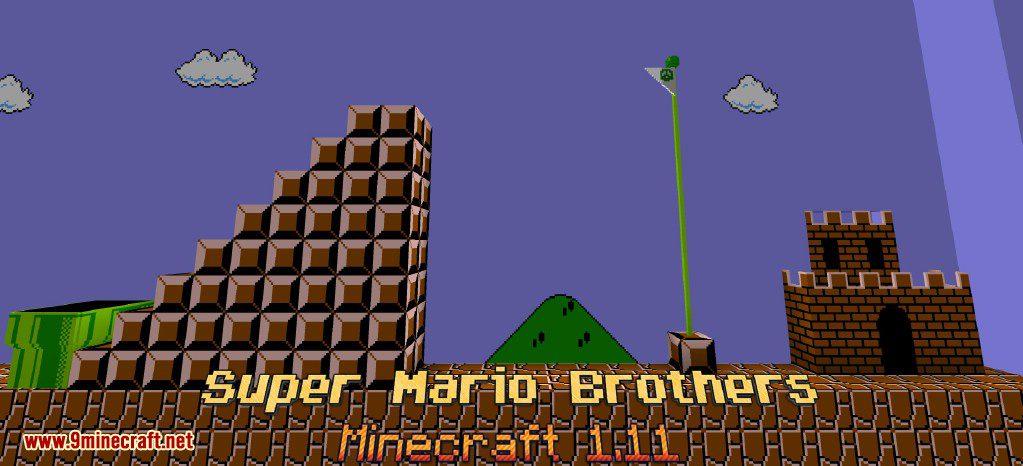 Super Mario Brothers Mod Screenshots 1
