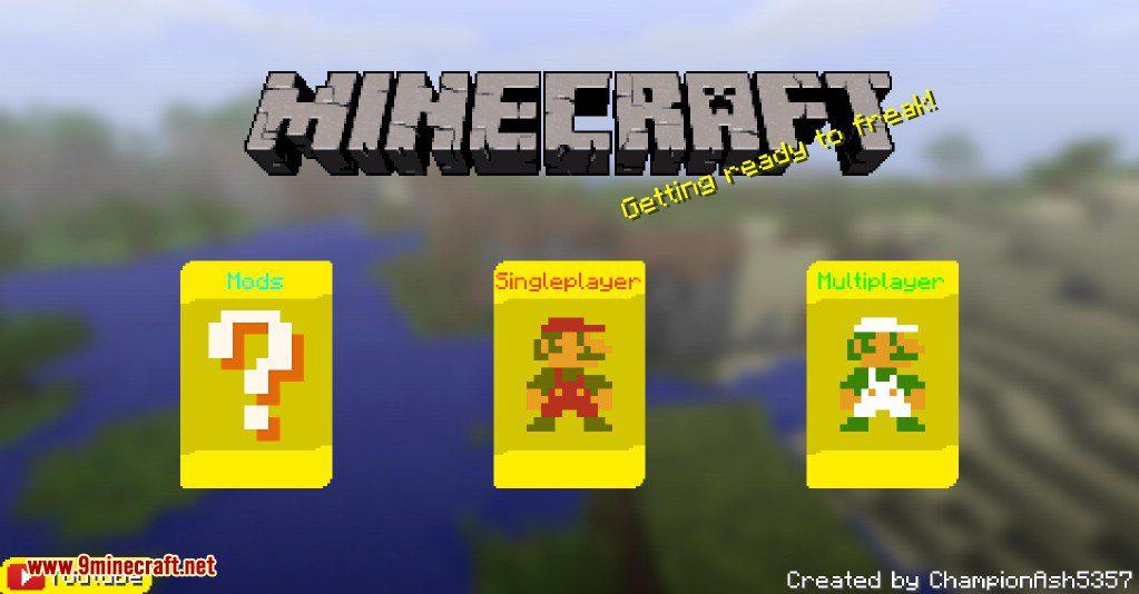 Super Mario Brothers Mod Screenshots 7 (2)