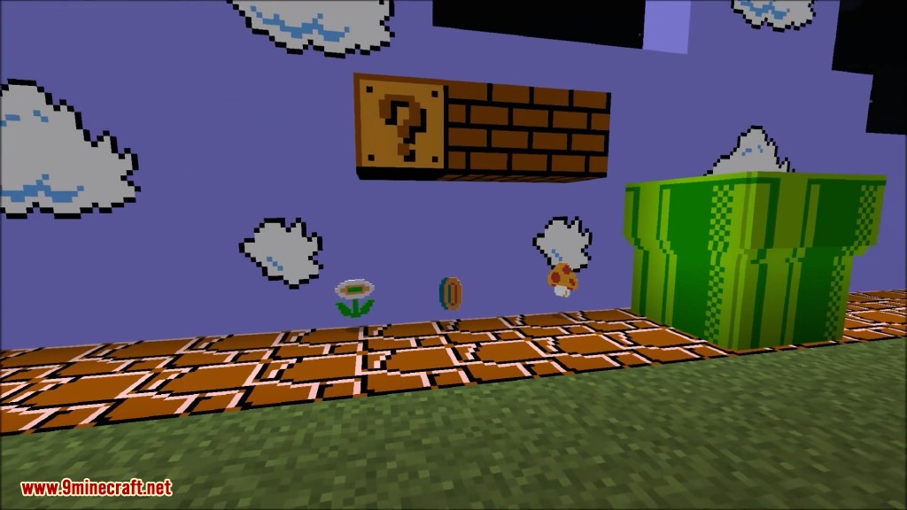Super Mario Brothers Mod Screenshots 8