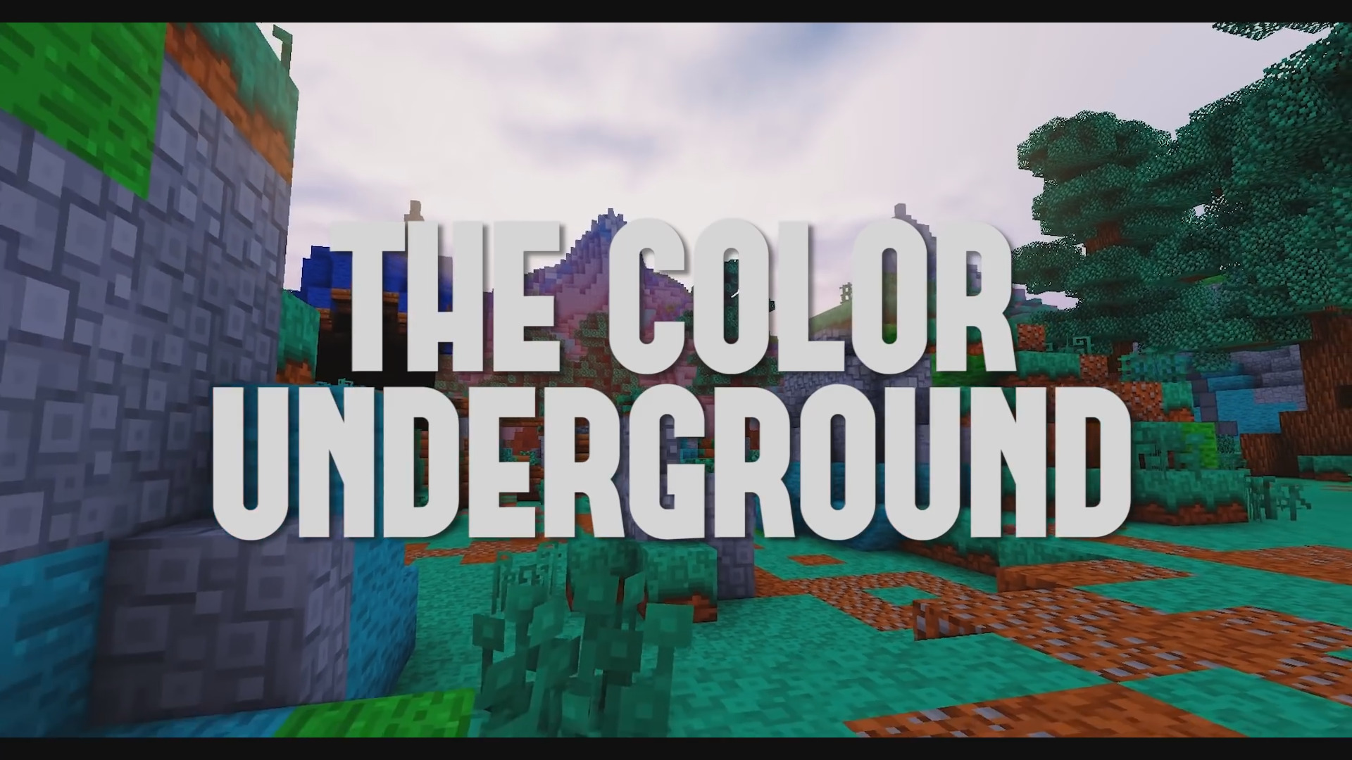 The Color Underground Resource Pack