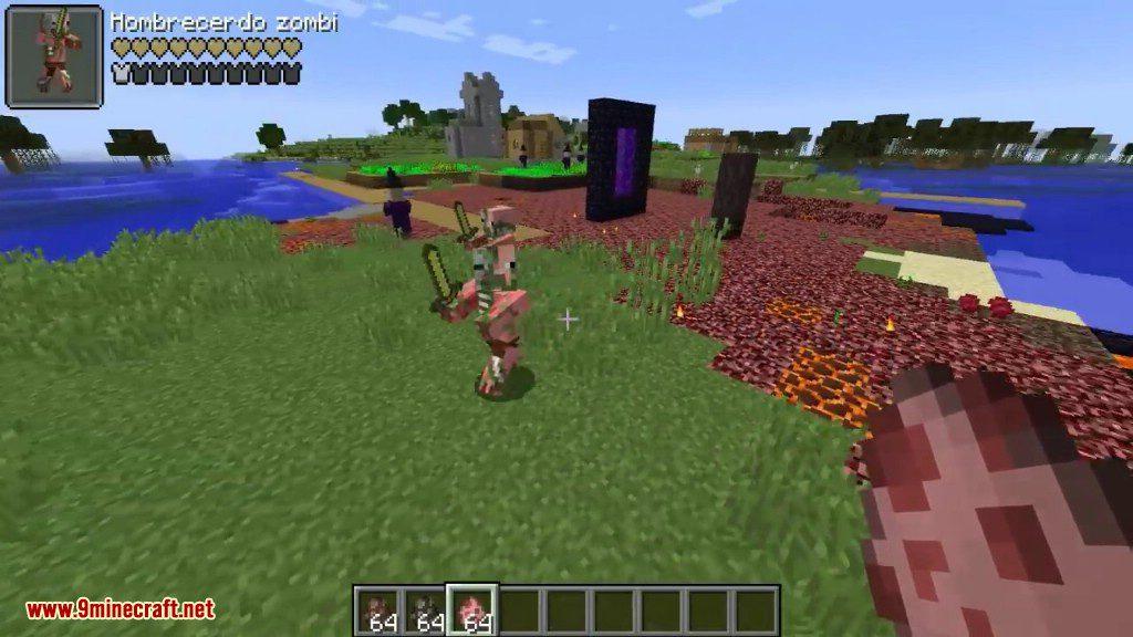 The Creeping Nether Mod Screenshots 10