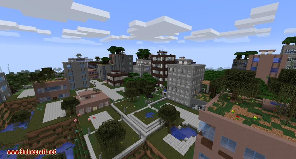 The Lost Cities Mod Screenshots 1