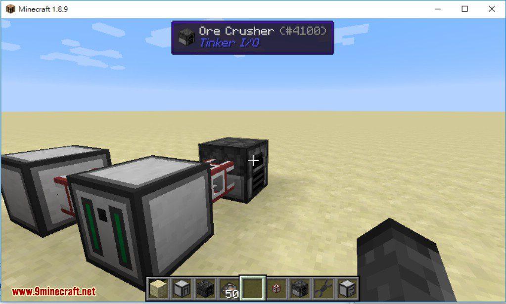 Tinker IO Mod Screenshots 1