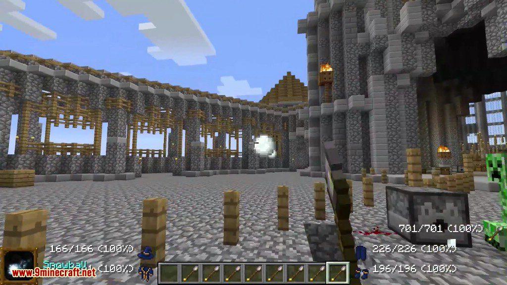 Wizardry Mod Screenshots 7
