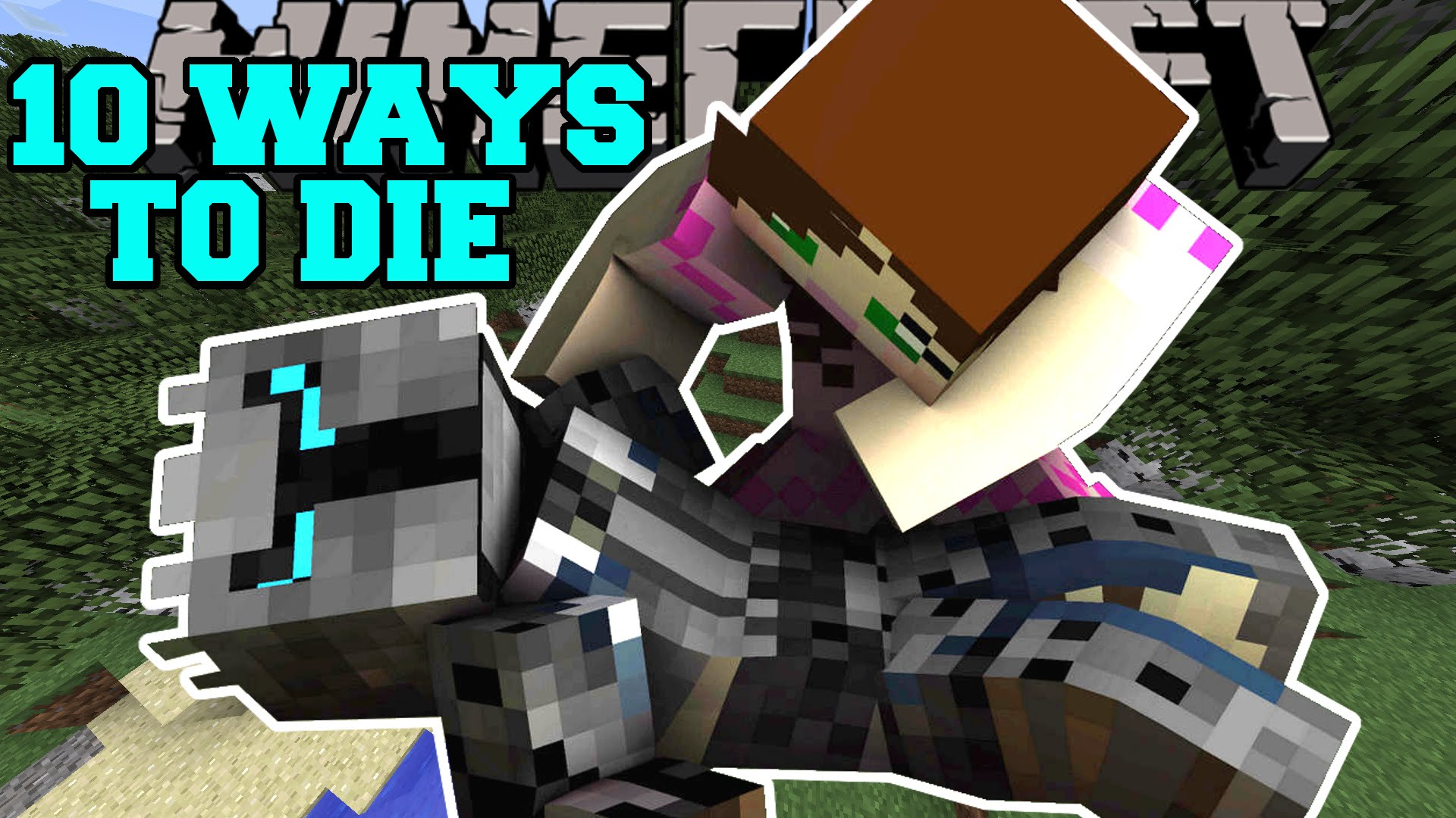 10 More Ways To Die Map Thumbnail