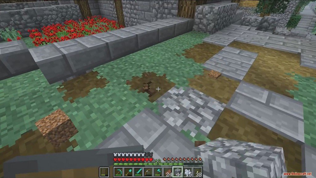 4×4 Resource Pack Screenshots 12