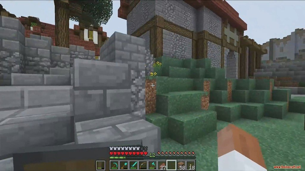 4×4 Resource Pack Screenshots 7