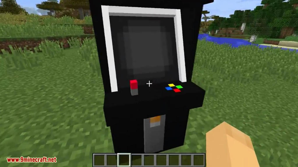 Mine Craft Pac Man Mod