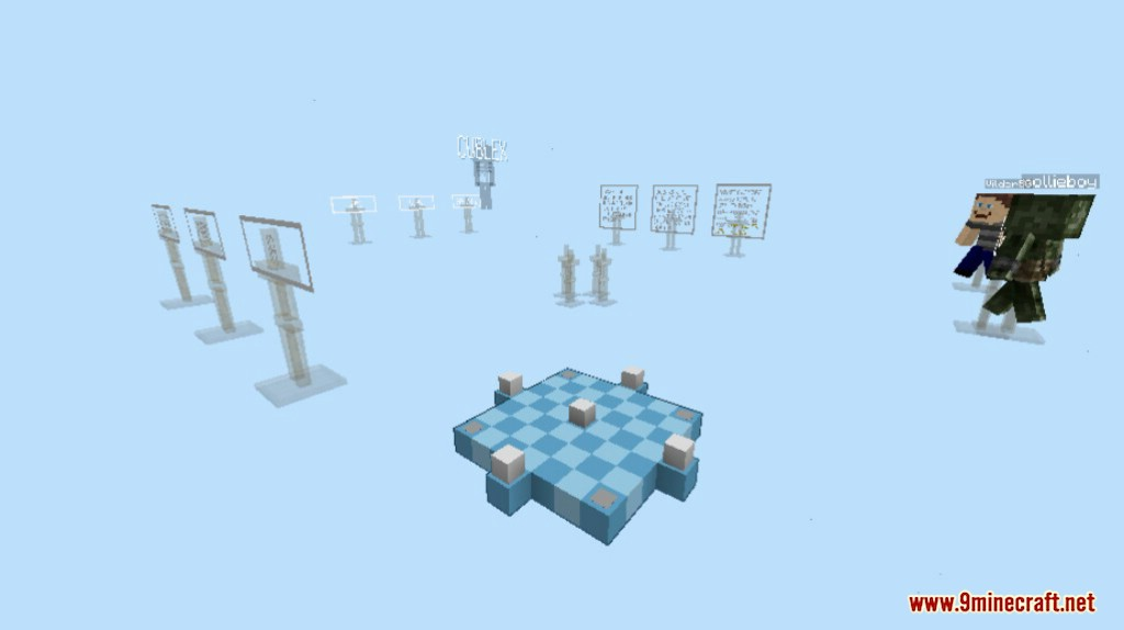 Cublex Map Screenshots 4
