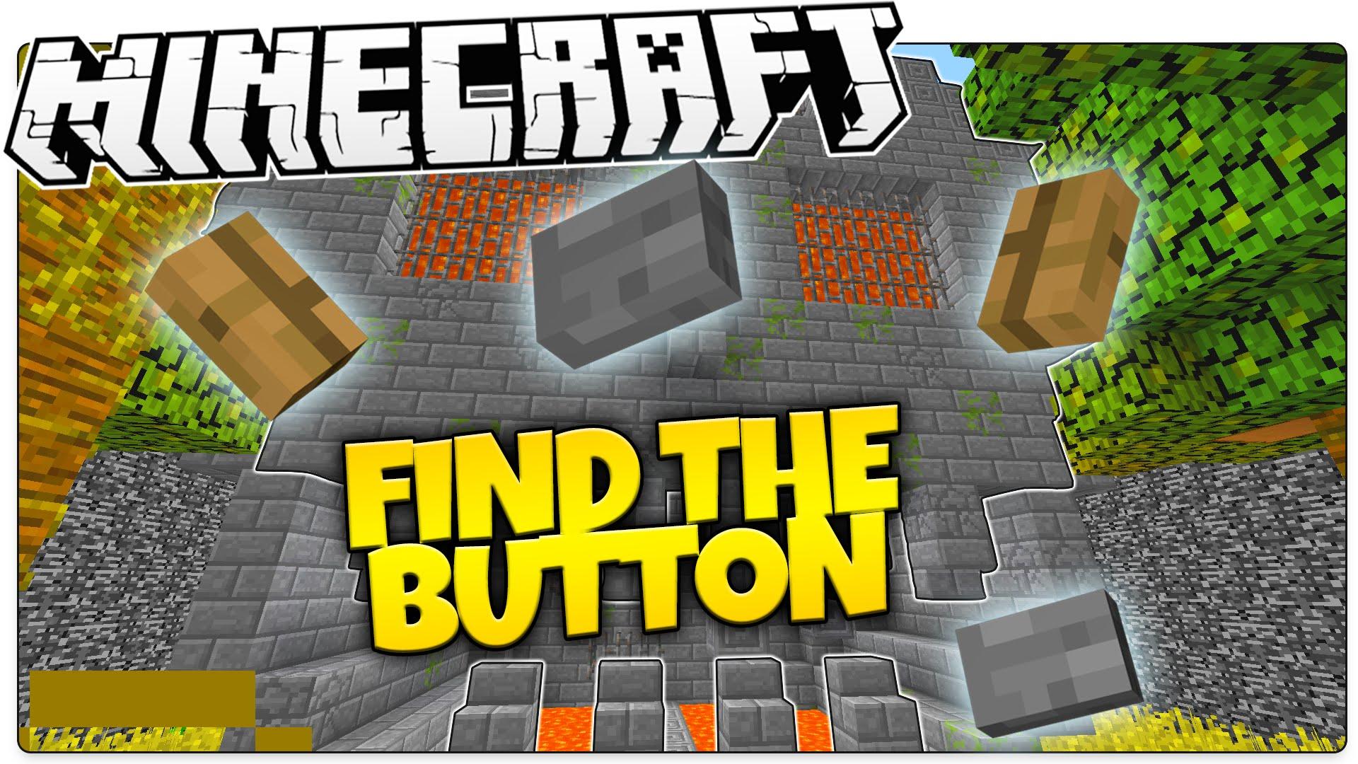 Find Da Button Map 8.88.8/8.88.8 for Minecraft - 8Minecraft.Net