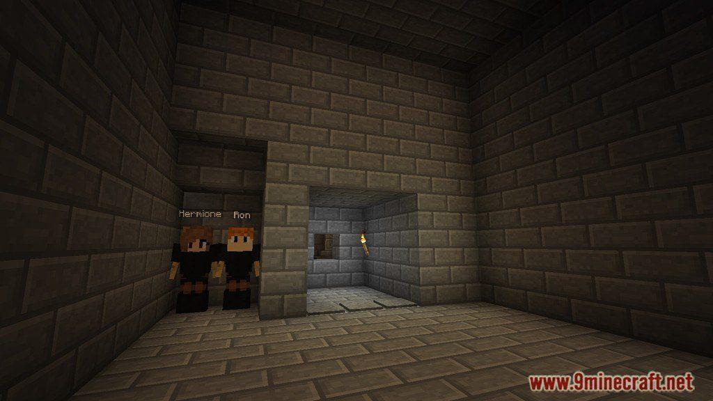 Harry Potter Underground Chambers Map Screenshots 1