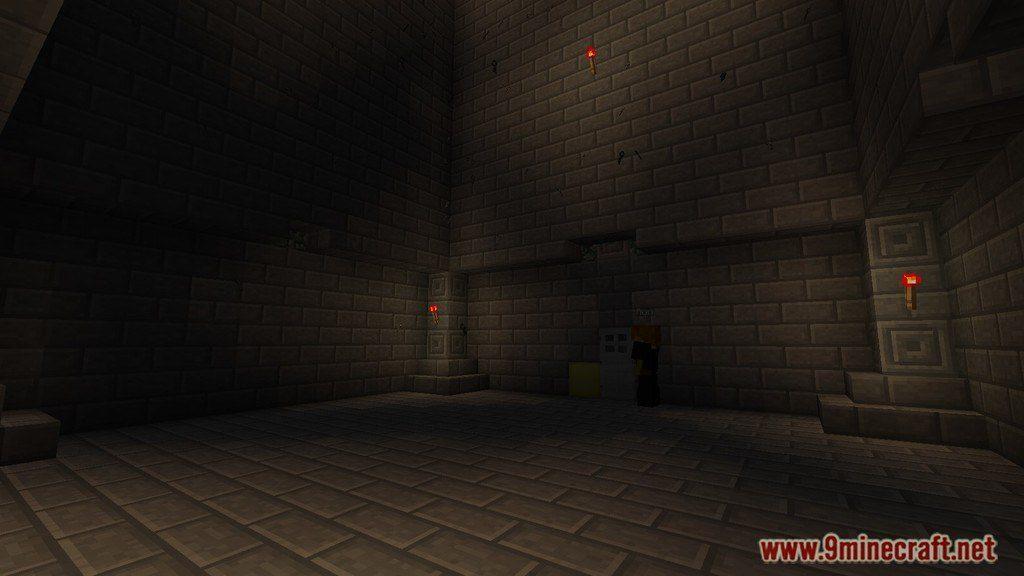 Harry Potter Underground Chambers Map Screenshots 2