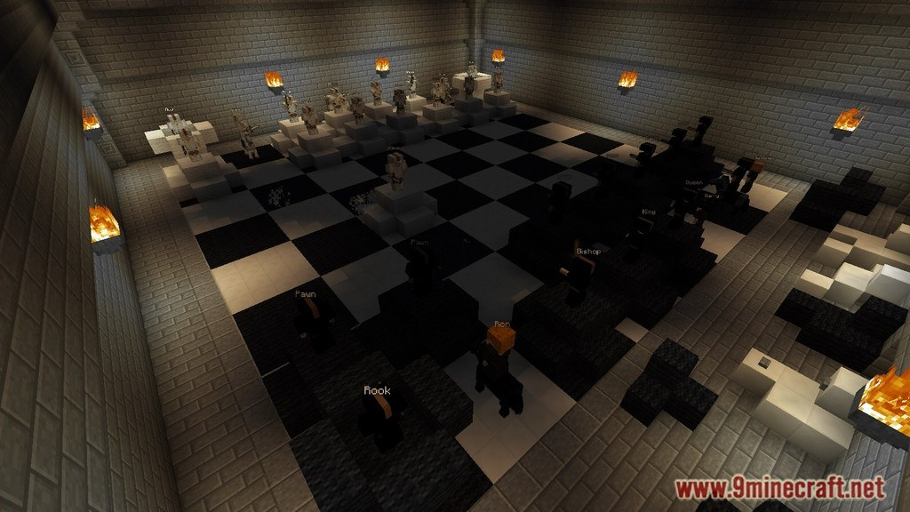 Harry Potter Underground Chambers Map Screenshots 4