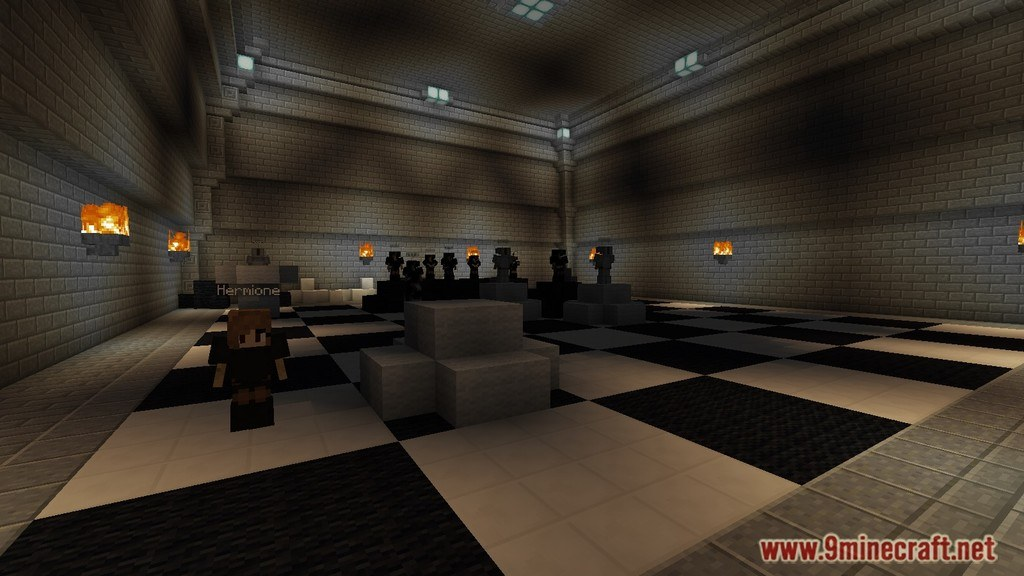Harry Potter Underground Chambers Map Screenshots 5