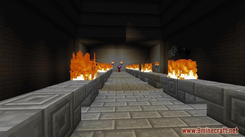 Harry Potter Underground Chambers Map Screenshots 8