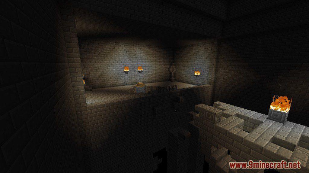 Harry Potter Underground Chambers Map Screenshots 9