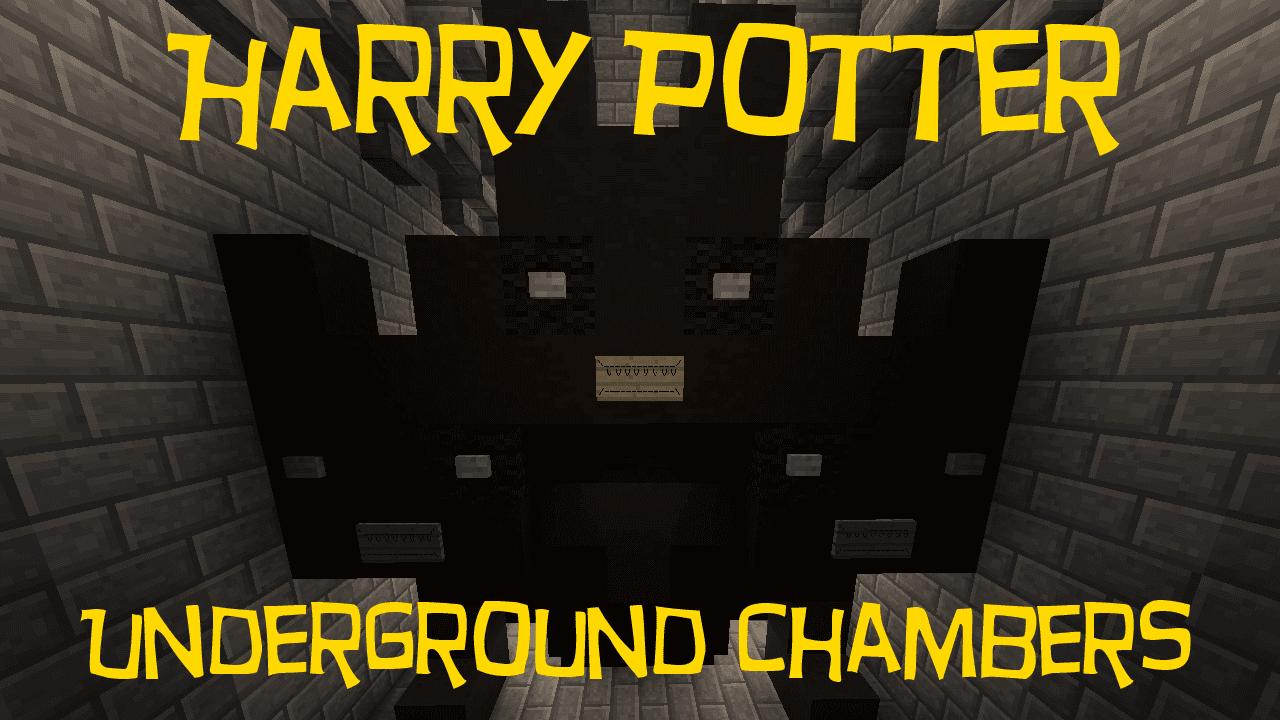 Harry Potter Underground Chambers Map Thumbnail