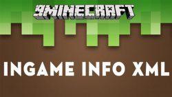 InGame Info XML Mod