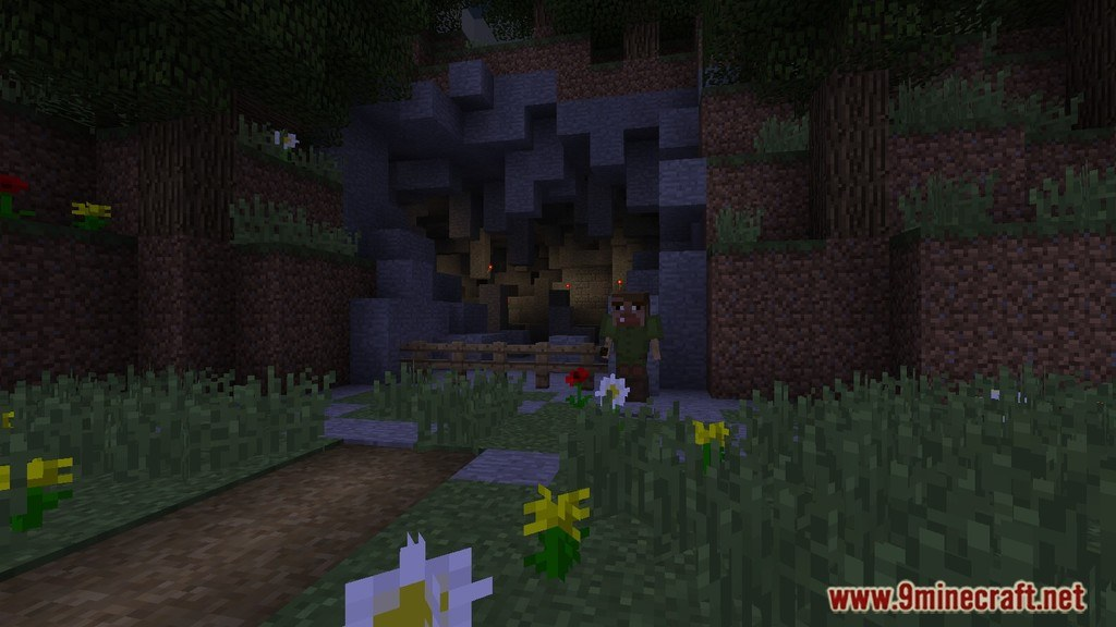 Legend of Zelda: The Star Crystal Map Screenshots 2