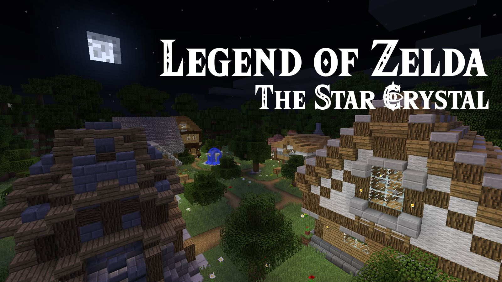 Legend of Zelda: The Star Crystal Map Thumbnail