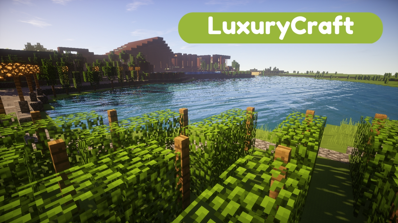 LuxuryCraft Resource Pack