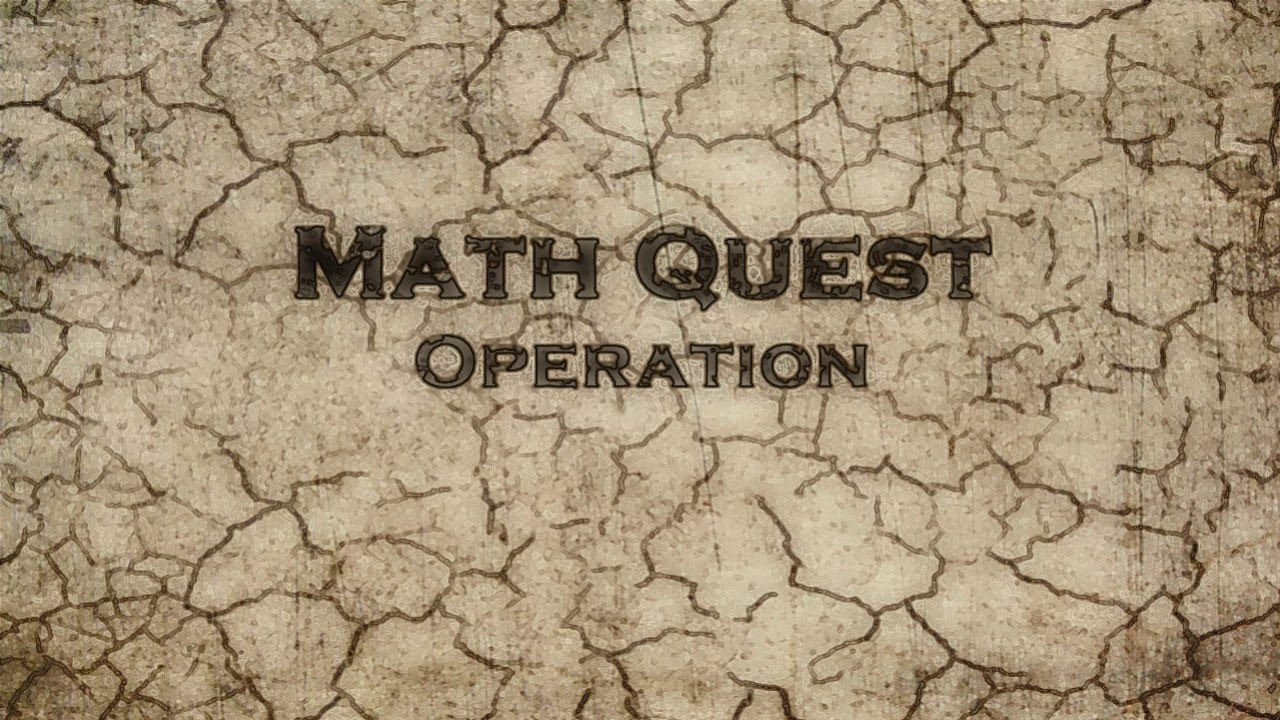 Math Quest: Operation Map Thumbnail