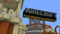 Minecraft Story Mode Redstonia Map Thumbnail