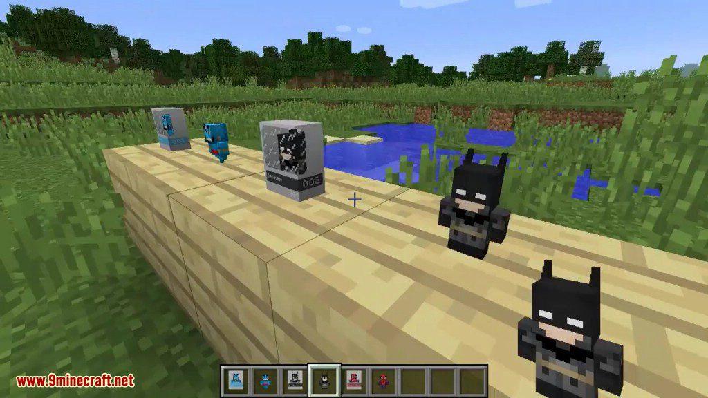 MiniHeads Mod Screenshots 3