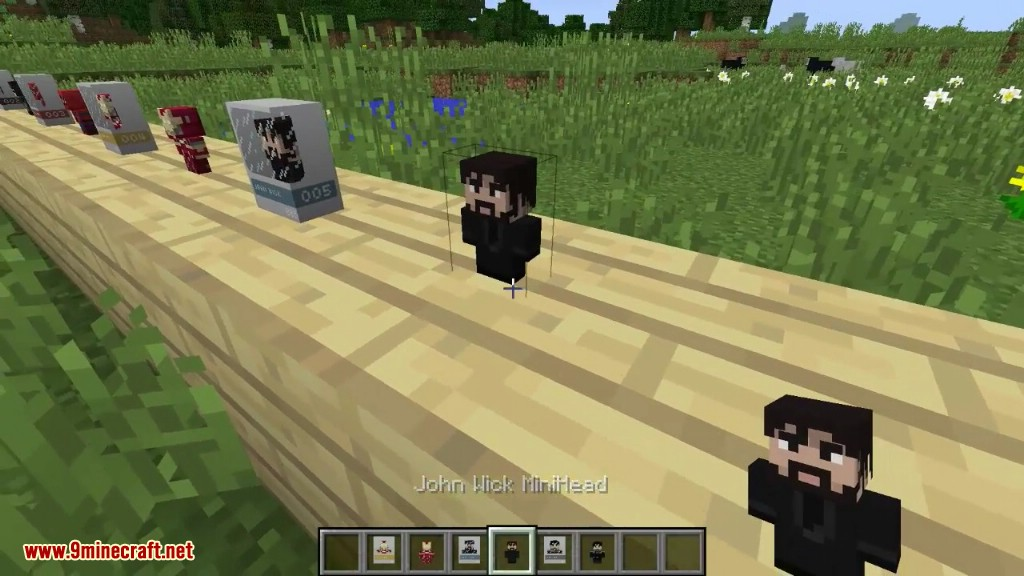 MiniHeads Mod Screenshots 4