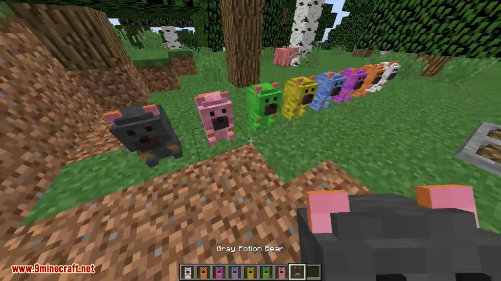 Potion Bears Mod Screenshots 1