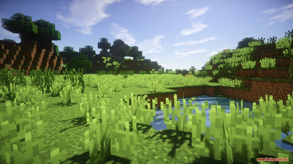 Relatively Improved Default Resource Pack Screenshots 12