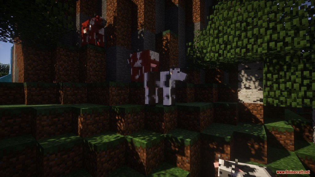 Relatively Improved Default Resource Pack Screenshots 3