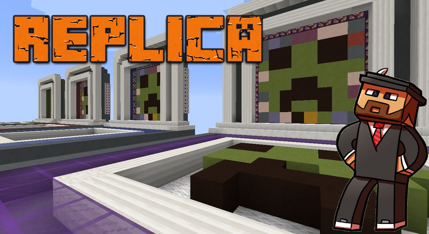 Replica Map Thumbnail