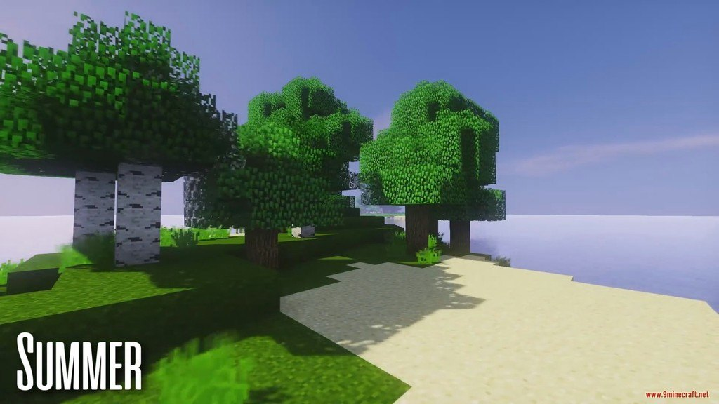 Seasons Resource Pack Screenshots 3