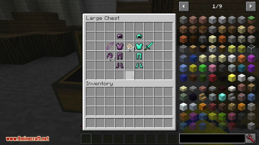 Shulker Armor Mod Screenshots 1