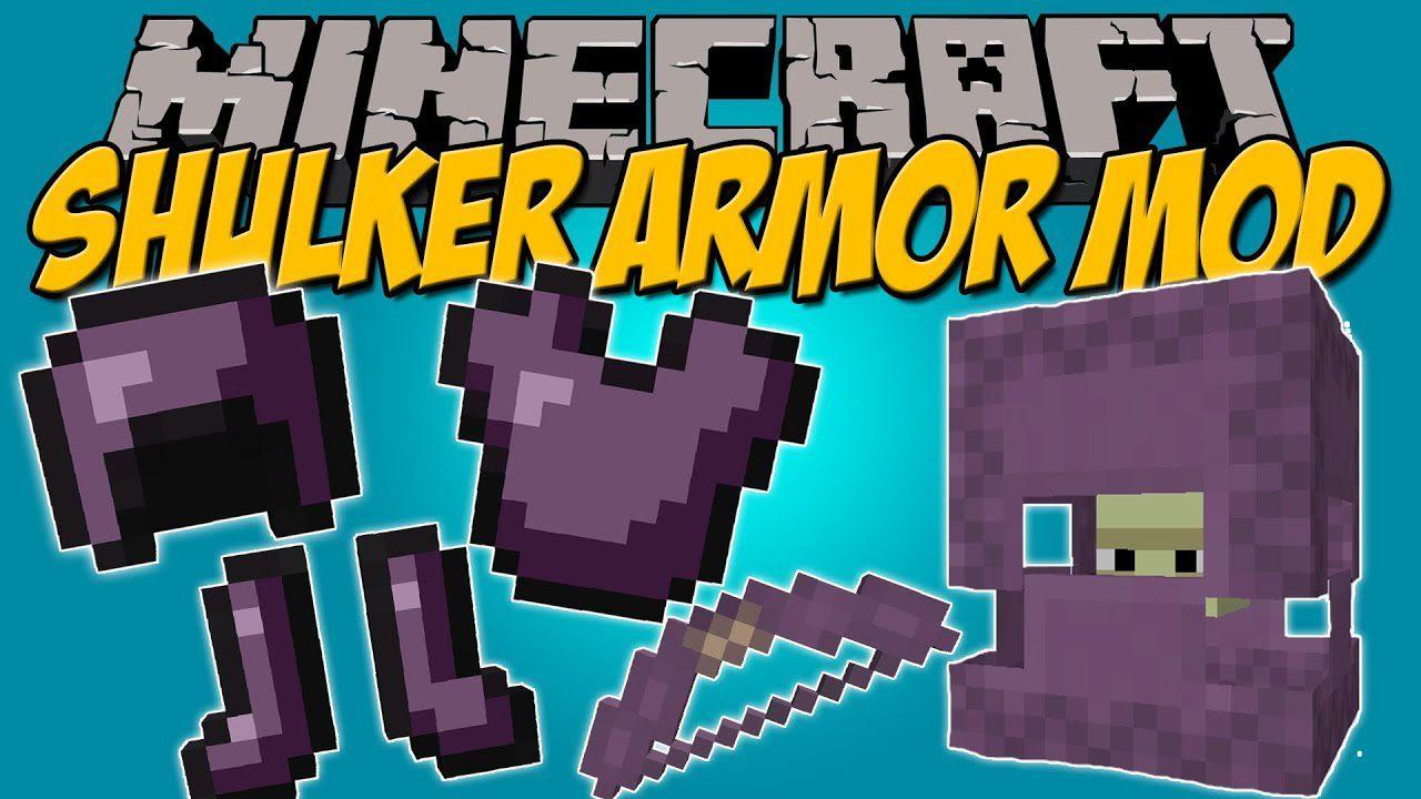 Shulker Armor Mod