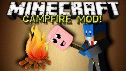 Simple Camp Fire Mod