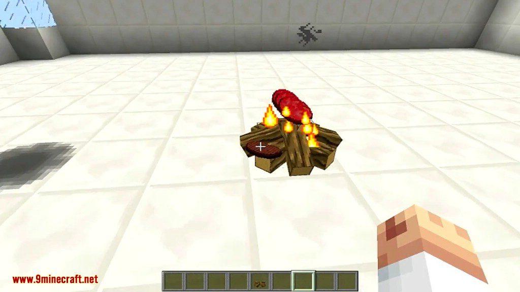 Simple Camp Fire Mod Screenshots 1