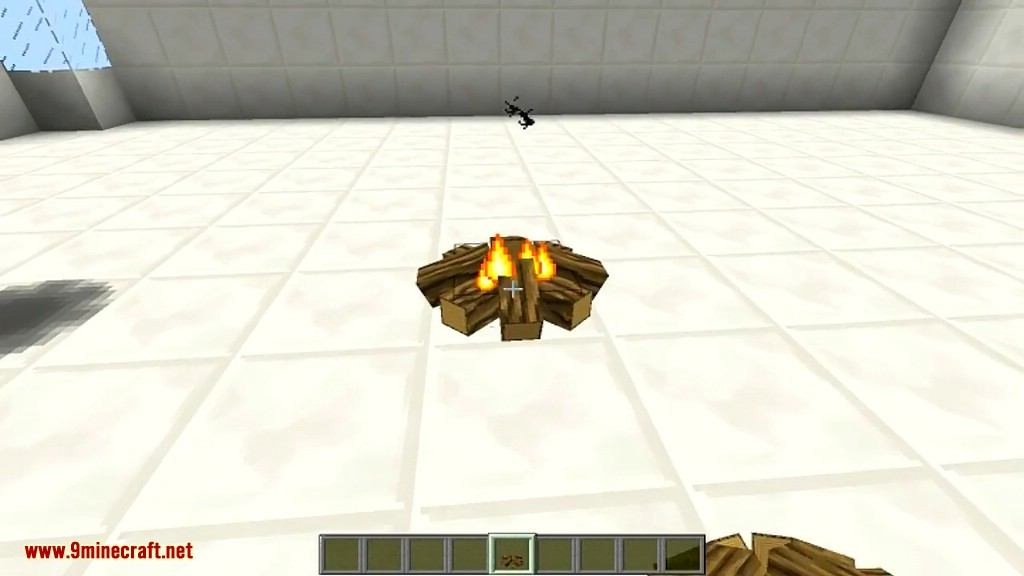 Simple Camp Fire Mod Screenshots 2