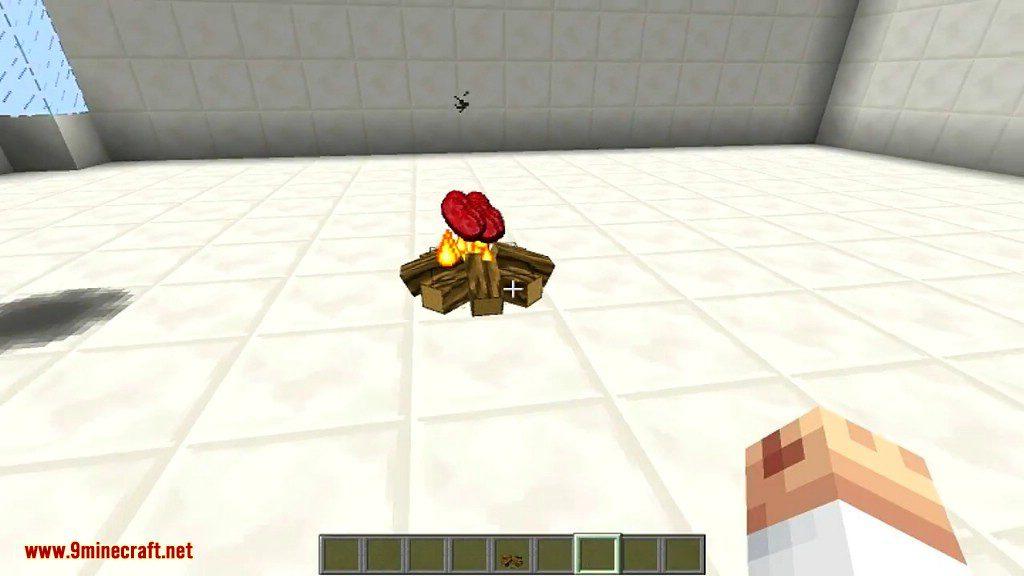 Simple Camp Fire Mod Screenshots 3