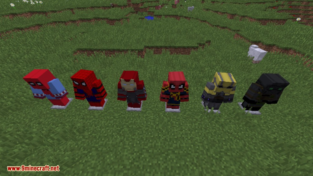 Spiderman Homecoming Mod Screenshots 6