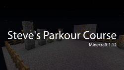 Steves Parkour Course Map Thumbnail