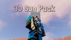 3D Gun Resource Pack