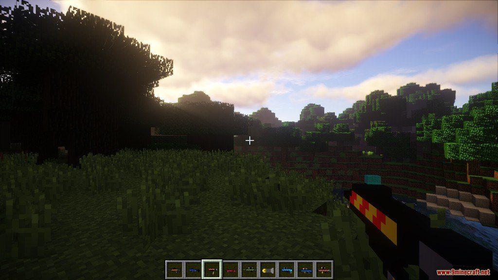 3D Gun Resource Pack Screenshots 4