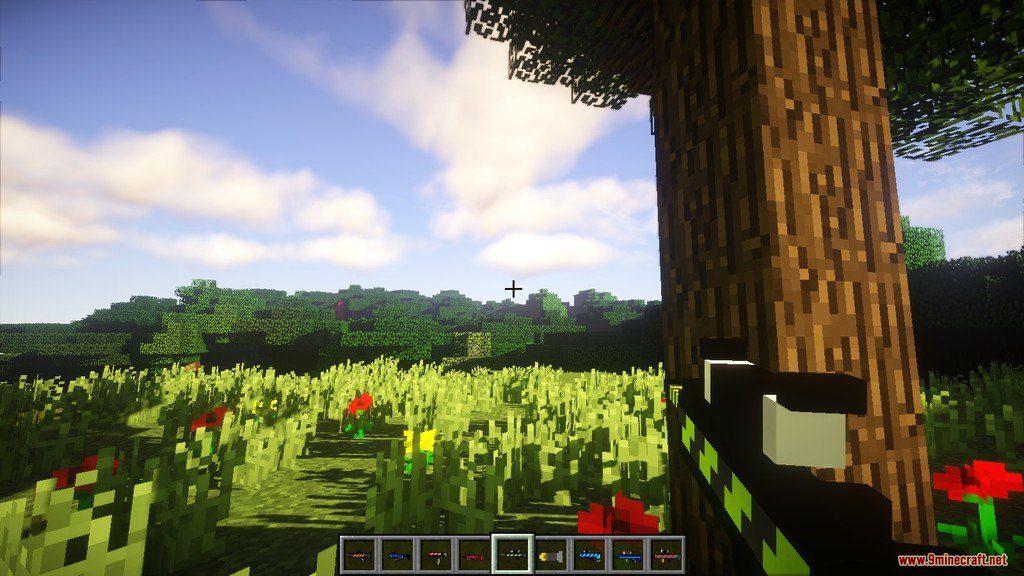 3D Gun Resource Pack Screenshots 6
